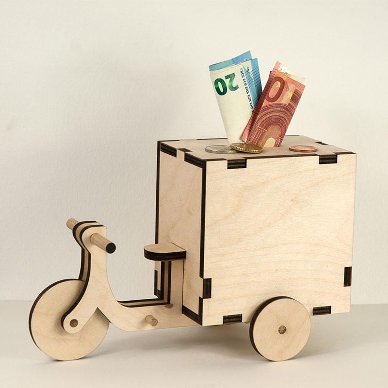 Cargoli Truck - Spardose