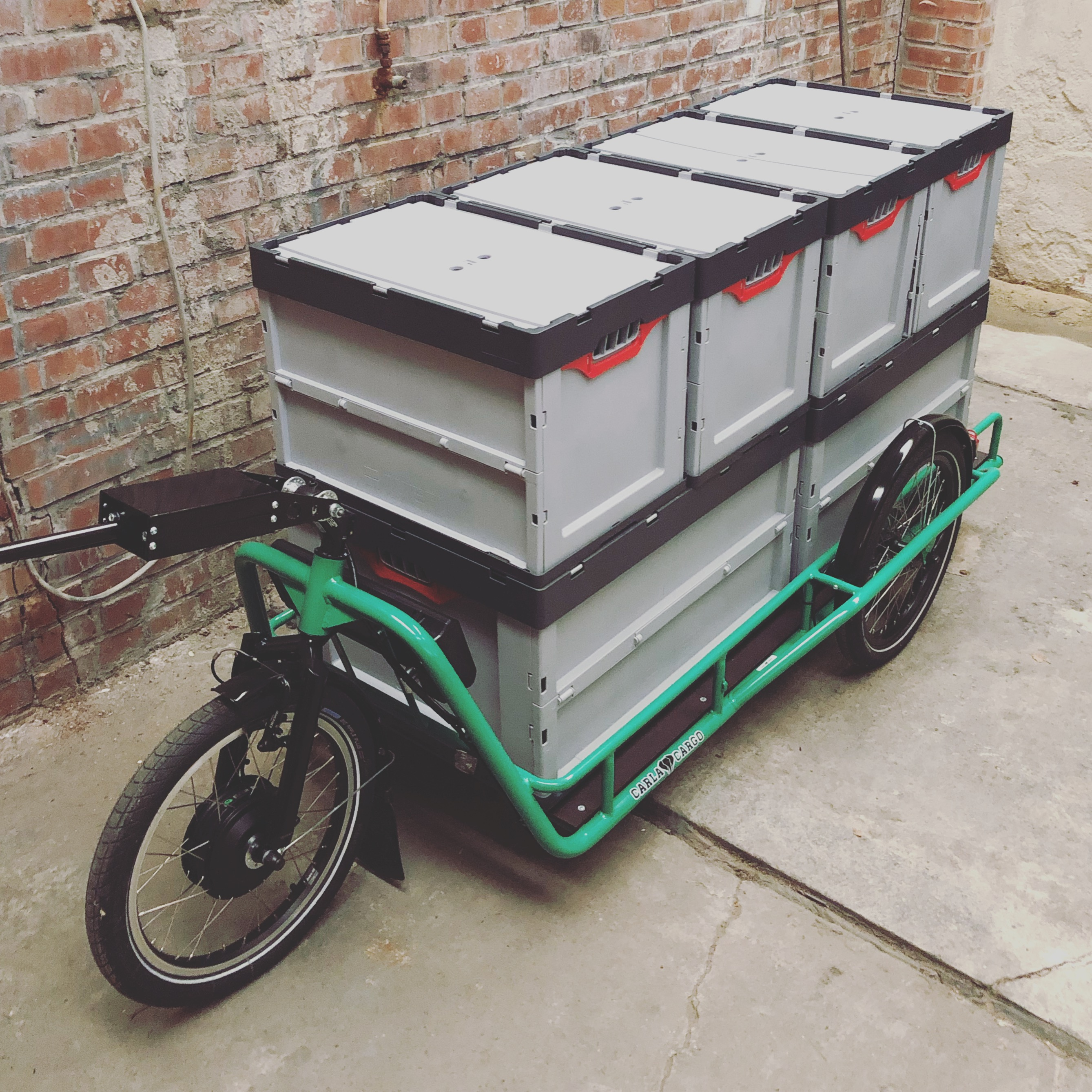 OSNA.BIKE City-Logistik