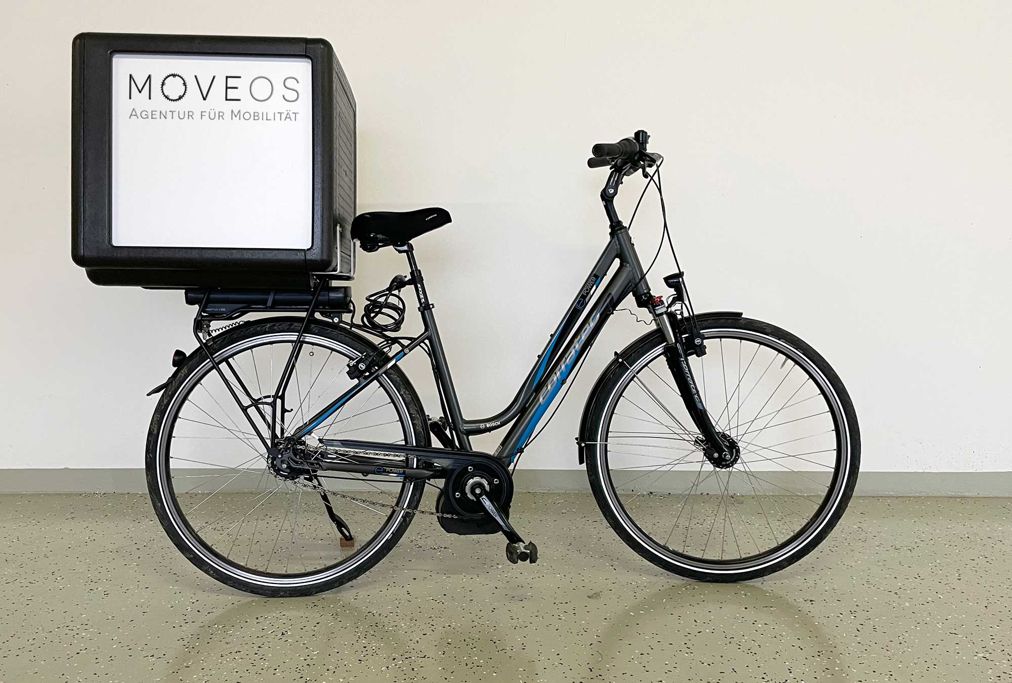 MOVEOS Lieferbike